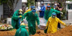 Brasil registra mais 3.808 mortes por Covid-19 em 24h